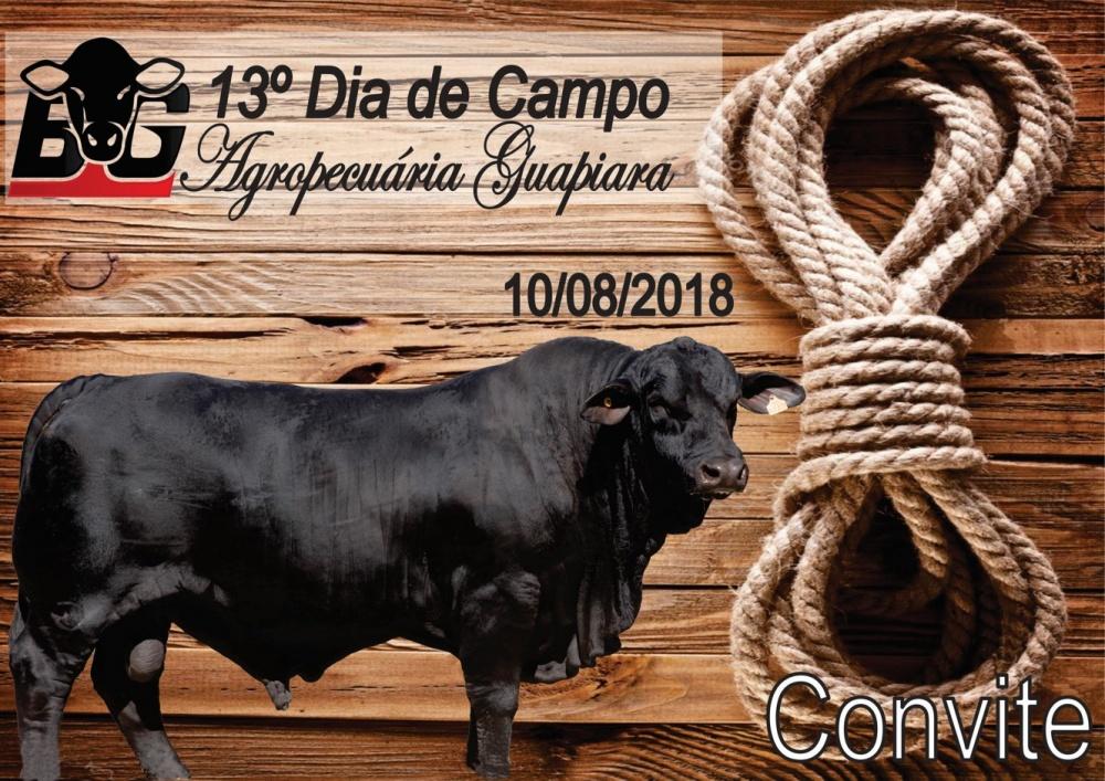 13º Dia de Campo Agropecuária Guapiara