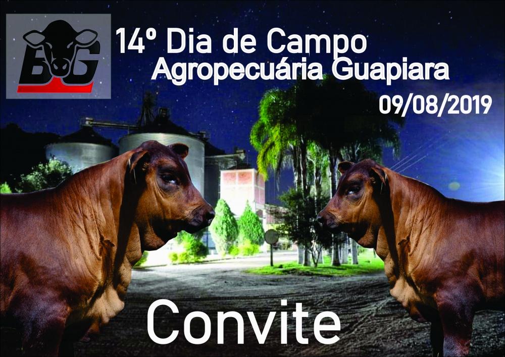 14º Dia de Campo Agropecuária Guapiara