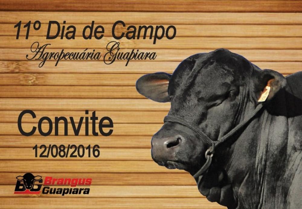 11º Dia de Campo Agropecuária Guapiara